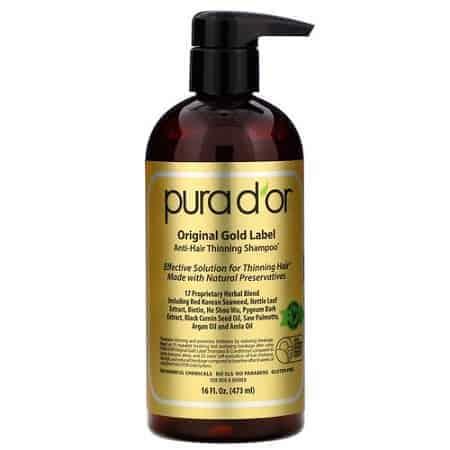 Pura D'or Shampoo Review
