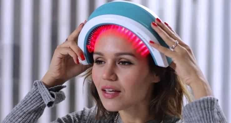 Hairmax Laser Band