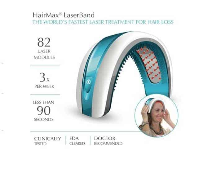 HairMax Laser Band Review