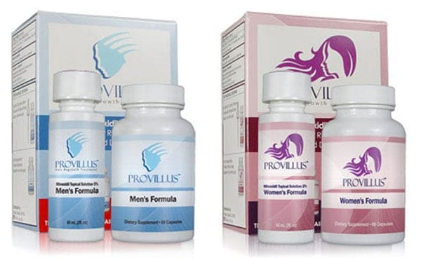 Provillus Hair Growth Supplement