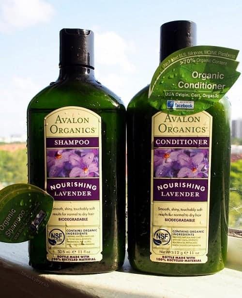 Avalon Organics Shampoo Review