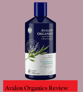 Avalon Organics Review