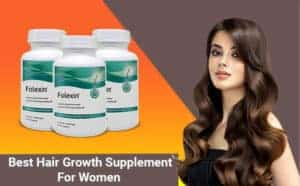 Best Hair Growth Supplements for Women