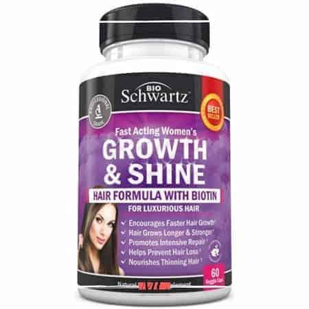Best Women Hair Growth Supplement