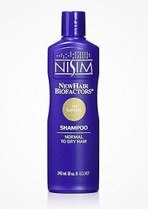 Nisim New Hair Biofactors Review