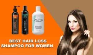 Best Hair Loss Shampoo For Women