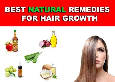 Best Home Remedies For Hair Growth