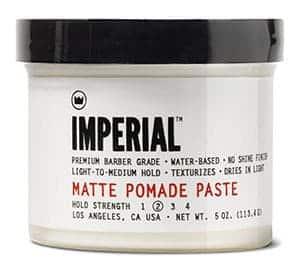 Imperial Barber Matte Pomade