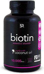 SR Biotin Supplement For Hair