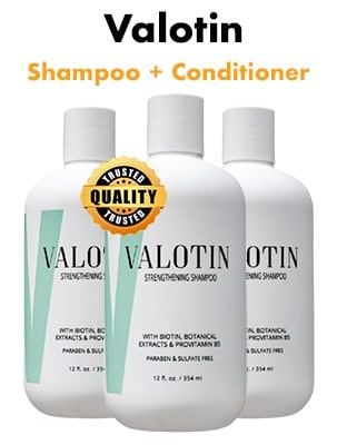 Valotin Hair Care Products