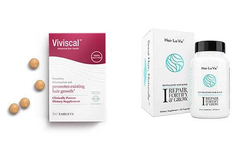 Viviscal Vs Hair La Vie